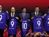 FIFA, Jokowi, Jersey