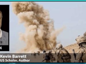 Kevin Barret: 27 Juta Muslim Terbunuh dalam Perang AS Melawan Teror