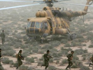 Gambar Satelit Klaim Pangkalan Militer Iran di Suriah Timur