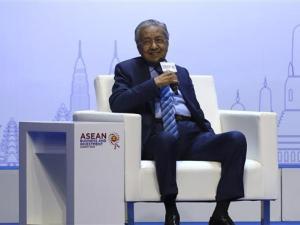 KTT Asean, PM Malaysia, Mahathir Mohammad