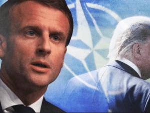 NATO, Presiden Prancis, Emmanuel Macron