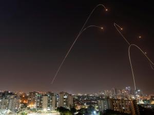 Rudal Tamir Jatuh dalam Kondisi Utuh di Gaza, Teknologi Iron Dome Israel Terancam Bocor