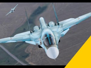 Rusia Lancarkan Serangan Udara Terbesar Bulan Ini ke Idlib