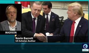 Analis: Trump Penjahat Perang dan Seorang Gangster