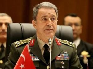 Menhan Turki: Ankara-Moskow dalam Pembicaraan soal Kurdi Suriah