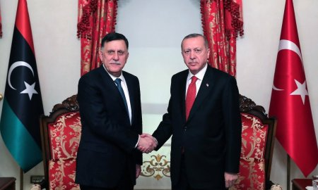 Protes Kesepakatan dengan Turki, Yunani Usir Dubes Libya