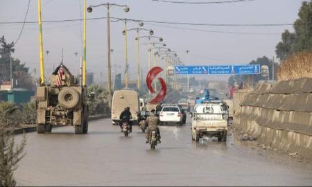 Konvoi Pasukan Amerika masuki Suriah