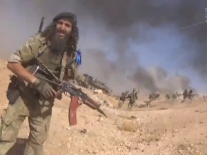 Teroris Bergerak ke Garis Depan Selatan Idlib untuk Hadapi Tentara Suriah