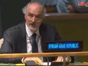 Bashar Jaafari: Suriah Takkan Izinkan Turki Caplok Bagian Manapun dari Idlib