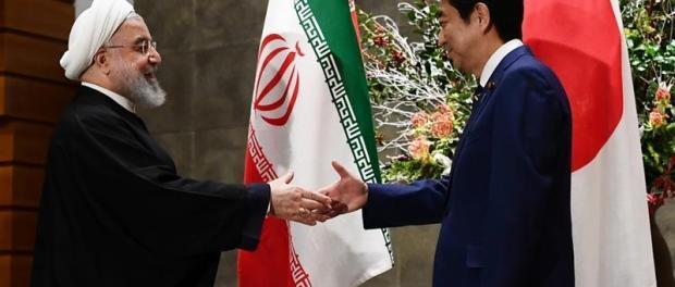 Rouhani Puji Keputusan Jepang Tak Gabung Koalisi Maritim AS
