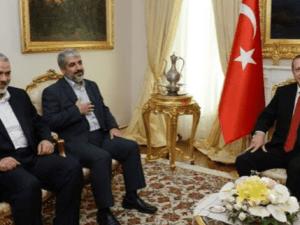 Israel Desak Turki Hentikan Dukungan untuk Hamas