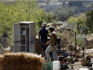 Israel Sita Tanah Pertanian Palestina Dekat Qalqilya untuk Permukiman Ilegal