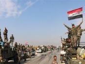 Tentara Suriah Bebaskan Lebih dari 40 Kota dan Desa dari Teroris di Idlib