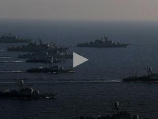 Latihan Gabungan Iran, Rusia dan Cina di Samudra Hindia dan Laut Oman