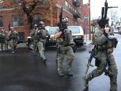 Situasi Mencekam di New Jersey, 6 Tewas Termasuk Petugas dan Tersangka Penembakan: VIDEO