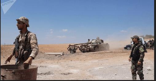 Rusia: Para Kelompok Bersenjata Rencanakan Serangan Besar ke Pasukan Suriah di Idlib