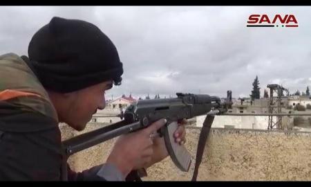 Detik-detik Tentara Suriah Bebaskan Desa Halbah di Tenggara IdlibDetik-detik Tentara Suriah Bebaskan Desa Halbah di Tenggara IdlibDetik-detik Tentara Suriah Bebaskan Desa Halbah di Tenggara Idlib