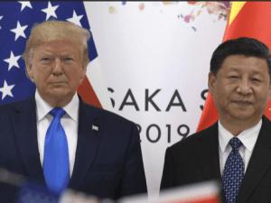 Komentar Pedas Xi Jinping ke Trump: AS Jangan Campuri Urusan Internal ChinaKomentar Pedas Xi Jinping ke Trump: AS Jangan Campuri Urusan Internal China