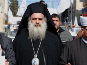 Diracun Zat Kimia, Uskup Agung Palestina Atallah Hanna Dilarikan ke RS Rahasia