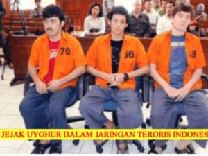 Rekam Jejak Jaringan Teroris Uyghur di Indonesia