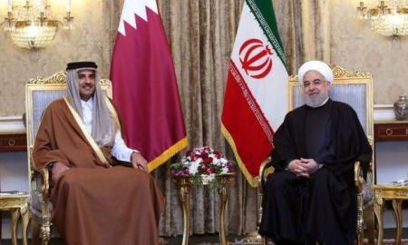 Emir Qatar Kunjungi Iran pada Hari Minggu (12/01)