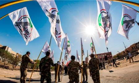 Kata'ib Hizbullah Dirikan Pangkalan Baru di Perbatasan Irak-Suriah