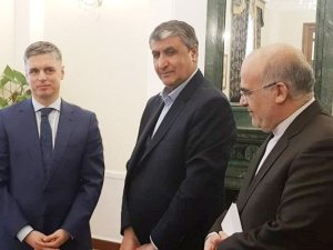 Iran-Ukraina Gelar Pembicaraan Terkait Kecelakaan Pesawat
