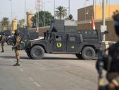 Serangan Roket Hantam Lingkungan Kedutaan dan Pangkalan AS di Irak
