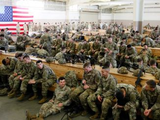 Koalisi Pimpinan AS Pindahkan Pusat Komandonya dari Irak ke Kuwait