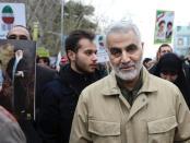 IRGC Konfirmasi Kematian Jenderal Qassem Solaimani