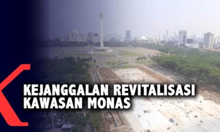 Netizen +62 Serang Anies Baswedan Soal Kejanggalan Lokasi Pemenang Tender Proyek Monas