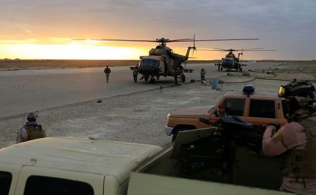 Kesaksian Tentara Denmark Saat Serangan Rudal Iran ke Ain Al-Assad