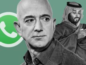 """Putra Mahkota Saudi Retas Ponsel Orang Terkaya di Dunia """"Jeff Bezos"""""""