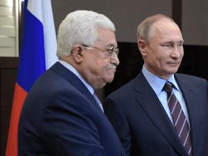 Putin Temui Presiden Otoritas Palestina Pasca Hadiri Forum Holocaust