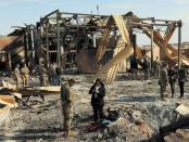 Pasukan AS yang Gegar Otak Akibat Serangan Rudal Iran Bertambah Jadi 50 Orang