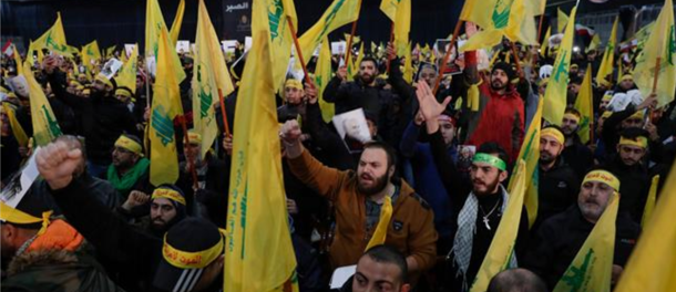 Inggris Bekukan Aset Hizbullah