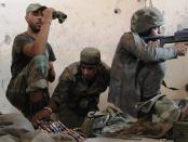 Tentara Suriah Gelar Operasi Militer untuk Bebaskan Barat Aleppo dari Teroris