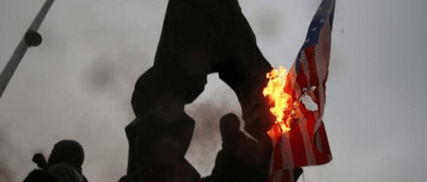 Pembunuhan Soleimani, Bunuh Diri AS di Timur Tengah