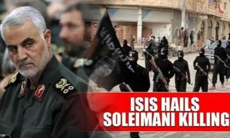 ISIS Berterima Kasih ke AS karena Bunuh Soleimani