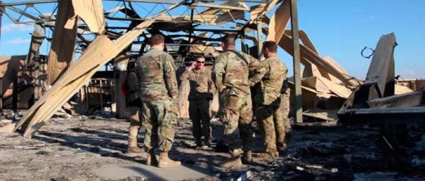 Lagi-lagi Pentagon Umumkan Peningkatan Korban akibat Serangan Iran ke Ain Al-Assad