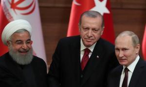 Ankara: Rusia, Turki, Iran Upayakan Pertemuan Berikutnya Tentang Suriah