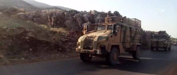 Laporan: Puluhan Tentara Turki Tewas dalam Serangan ke Pos Mereka di Idlib