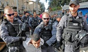 Israel Siksa Tahanan Palestina Secara Brutal
