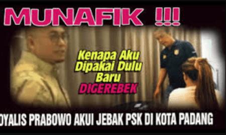 Jebak PSK, Andre Rosiade Anggota DPR Kader Gerindra Rasa Satpol PP