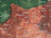 Tentara Suriah Diambang Kemenangan atas Saraqib