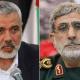 Ismail Qa'ani dan Haniyeh Bahas Rencana Perlawanan Kesepakatan Abad Ini Trump