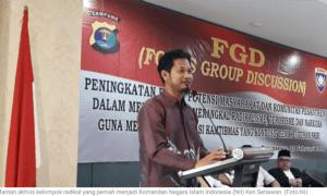 Mantan Komandan NII Bongkar Cara Rekrutmen Kelompok Radikal-Teroris
