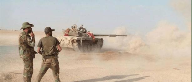 Tentara Suriah Gagalkan Serangan Pemberontak Dukungan Turki di Pedesaan Idlib