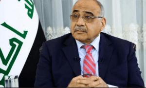 Adel Abdul-Mahdi Desak Parlemen Irak Setujui Susunan Kabinet PM Baru
