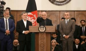Ashraf Ghani Kembali Dinyatakan Menang Pemilu Presiden Afghanistan